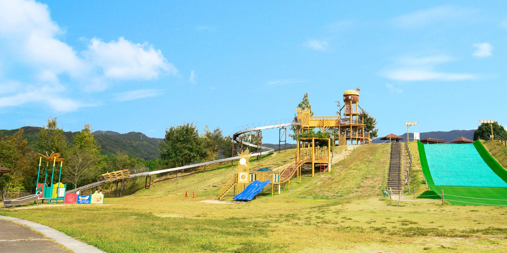 玖珂総合公園スライド画像