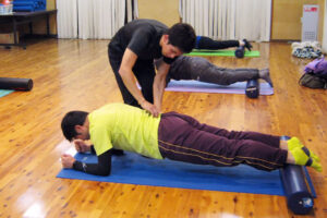 ボディコアトレーニング教室