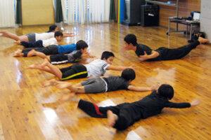 キッズ体育教室